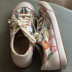 Coach Colorful Sneakers